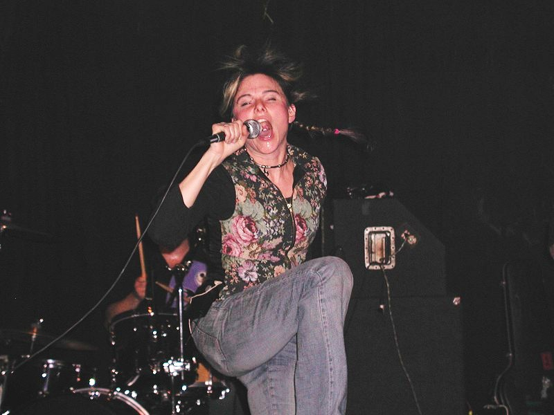 ACTION SHOT CD release party-annette19