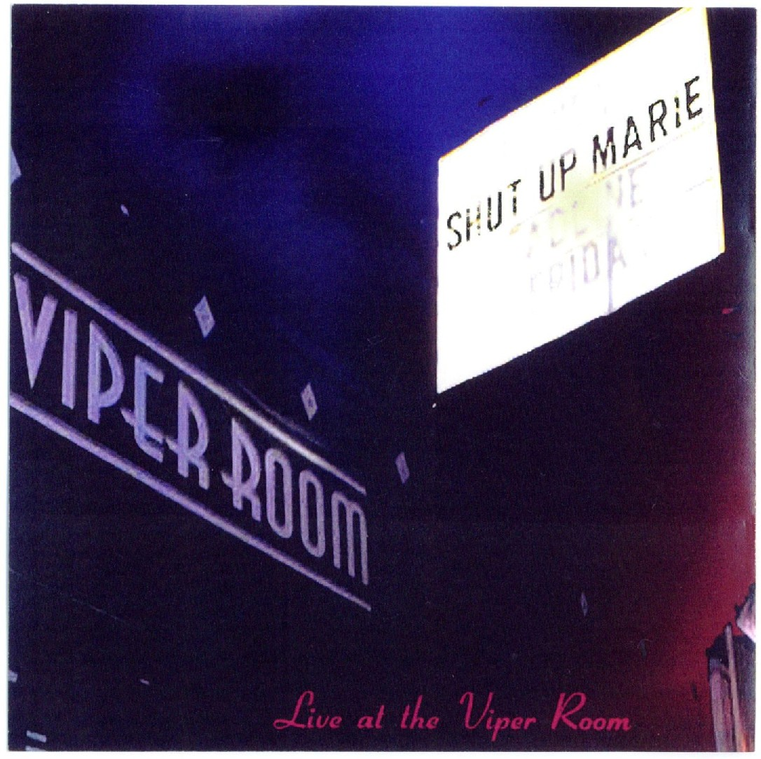 Live at teh Viper Room CD cover