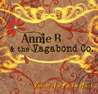 Annie B. & the Complication (formerly the Vagabond Company) - Fancies of a Random Heart